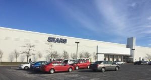 Sears West Elevation