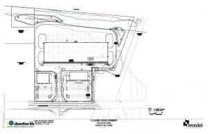 South Park site plan